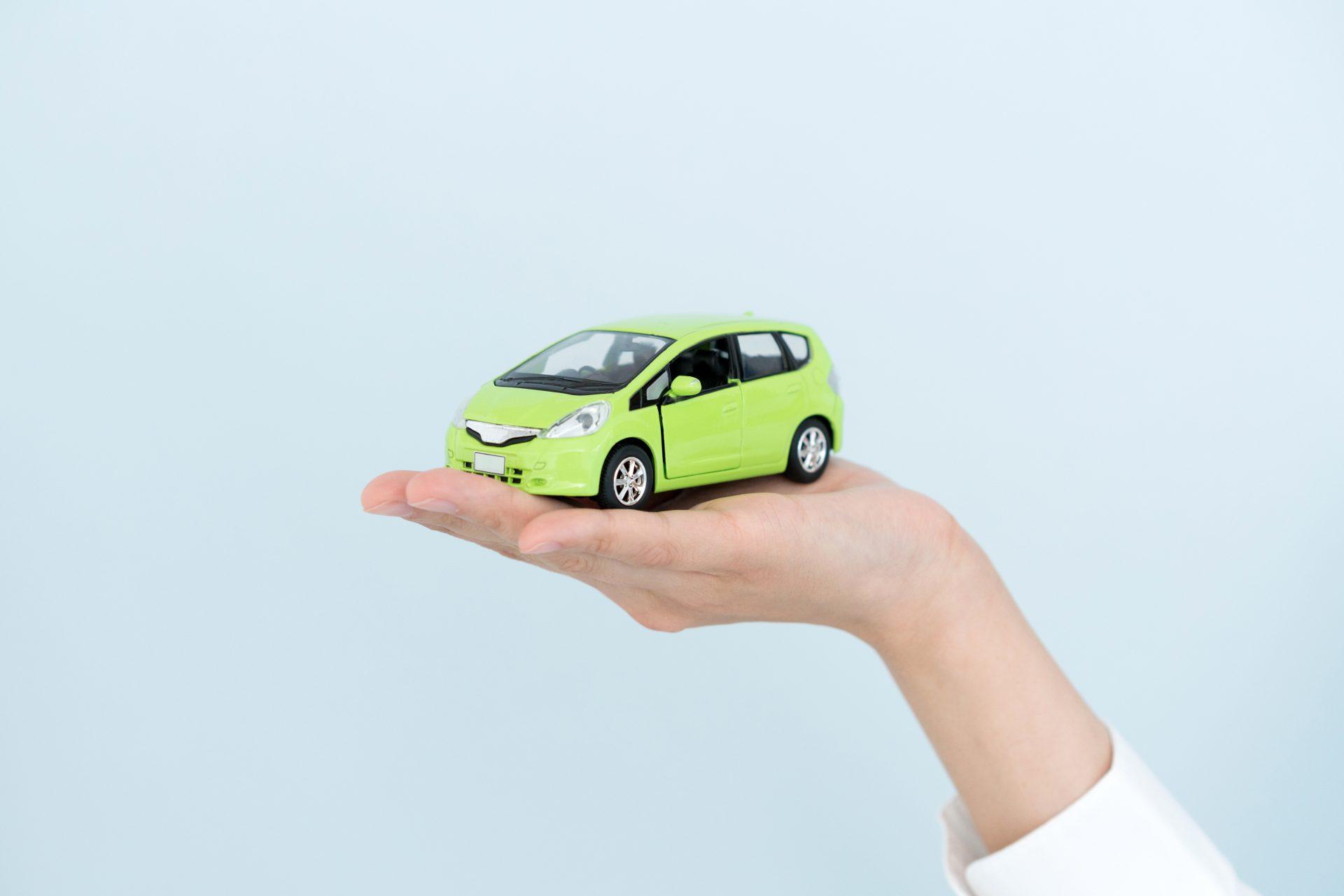 自働車の保険
